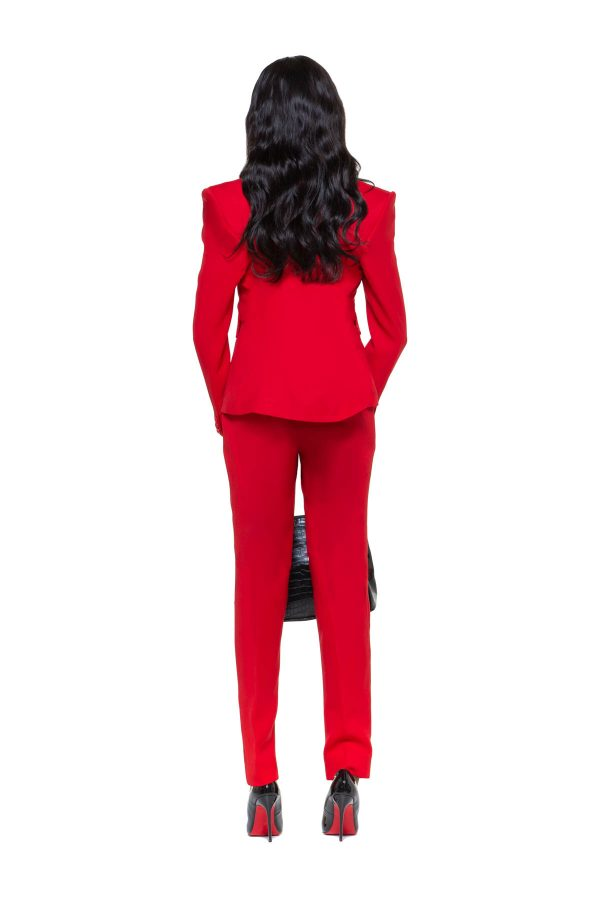 red suit backside
